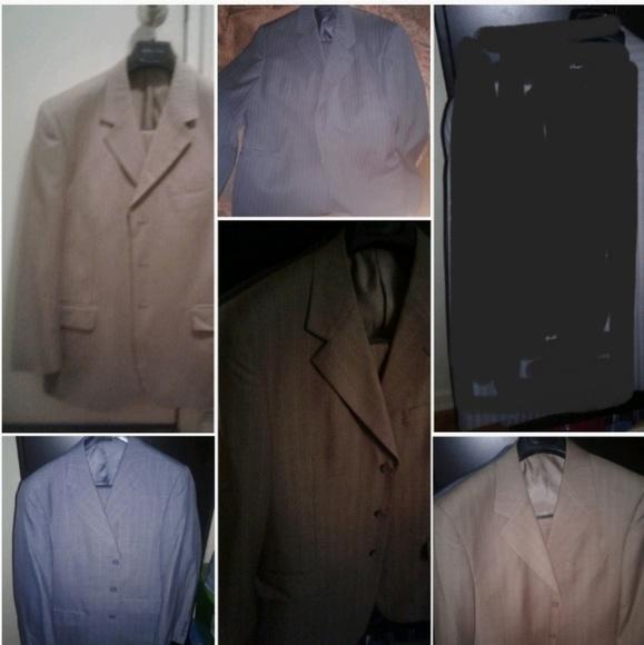 9695677d0 Vittorio St.Angelo Suits & Blazers   Mens Suits   Poshmark